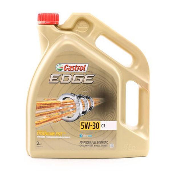 Imagem de CASTROL EDGE 5W30 C3 5LT