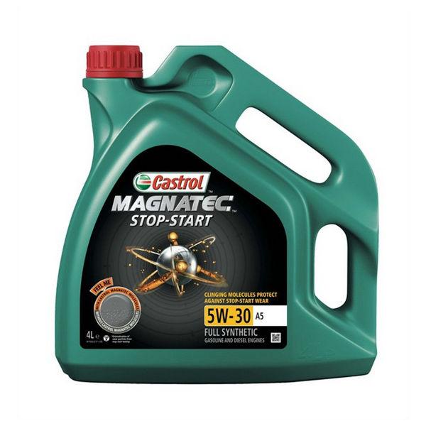 Imagem de CASTROL MAGNATEC STOP-START 5W30 A5 4LT