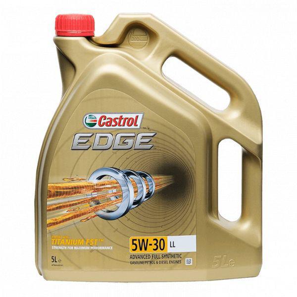 Imagem de CASTROL EDGE 5W30 LL 5LT