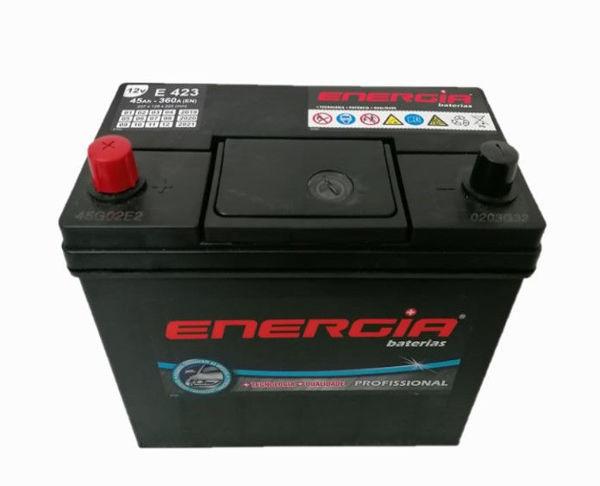 Imagem de BATERIA ENERGIA E423 45AH + ESQUERDA