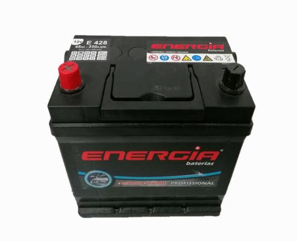 Imagem de BATERIA ENERGIA E428 45Ah + ESQUERDA