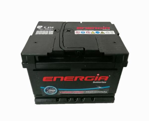 Imagem de BATERIA ENERGIA E434 60Ah + DIREITA