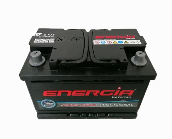 Picture of BATERIA ENERGIA E475 75AH + ESQUERDA