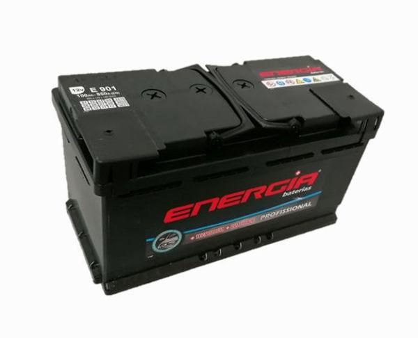 Imagem de BATERIA ENERGIA E901 100AH + DIREITA